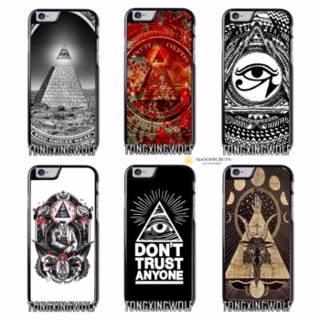 Masonic Mobile Cover Case With Freemason Design. For iPhone & Sony