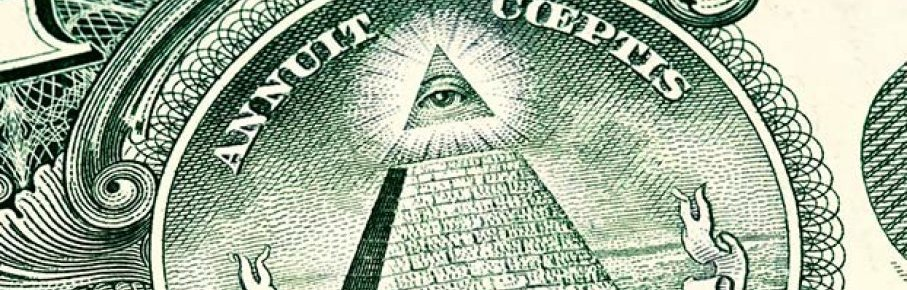 Illuminati Symbols on U.S dollar