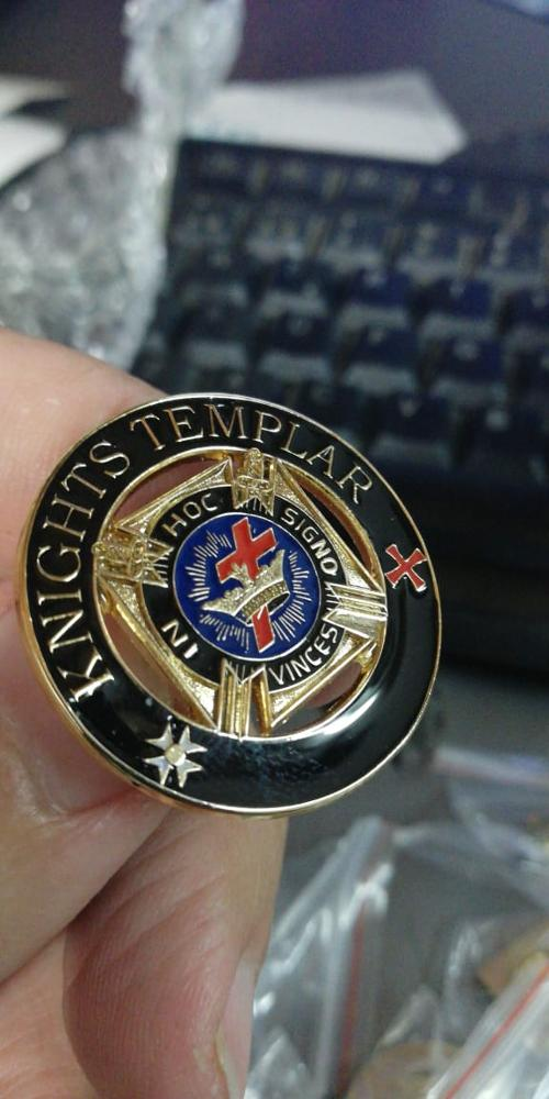 28 Different Style Of Masonic Pin Badges | MasonicBuys
