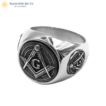 Buy Classic Masonic Ring online at affordale price with FREE shipping