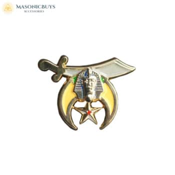 Buy 10 Shriners Lapel Pin Badges online at affordale price with FREE shipping