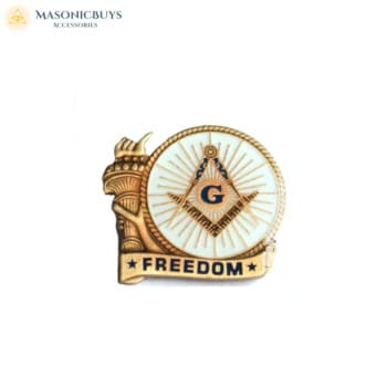 Buy 10 Masonic Blue Lodge Lapel Pin Badges online at affordale price with FREE shipping