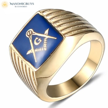 Blue Lodge Masonic Ring