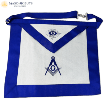 Blue Lodge Masonic Apron