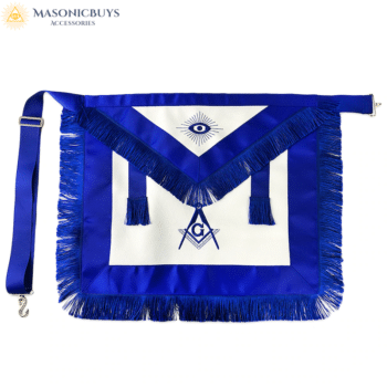 Master Mason Leather Apron