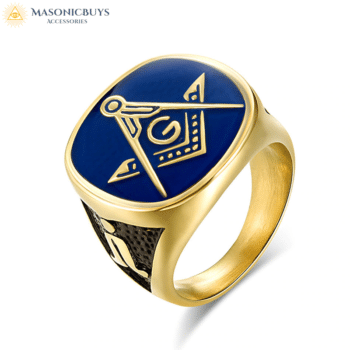 Vintage Blue Lodge Masonic Ring