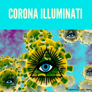 Conspiratorial rumors have been circulating around that the Illuminati have been vaccinated against coronavirus.